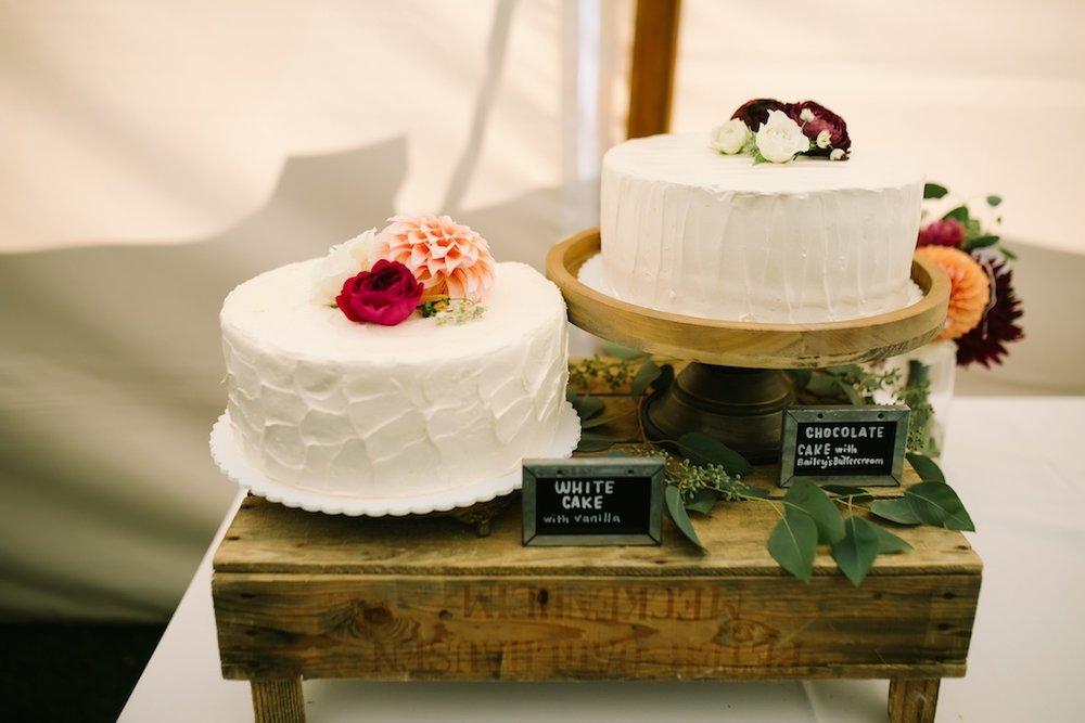 Cake Signs, Photo by Nicole Haley Photo