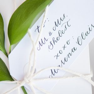 Custom Gift Tag
